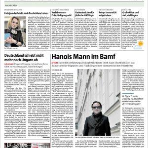 Vụ bắt cóc Trịnh Xuân Thanh: Báo chí Đức đưa tin Hồ Ngọc Thắng bị đuổi việc vĩnh viễn