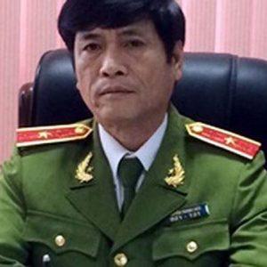 Vorübergehend festgenommen: Polizeigeneralmajor Nguyễn Thanh Hóa, ehemaliger Leiter der Abteilung für Bekämpfung gegen High-Tech-Verbrechen, soll an der Organisation von illegalem Glücksspiel beteilig