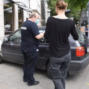 Xảy ra vụ cướp táo tợn tại Berlin