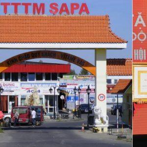 Khu chợ của người Việt là nơi trung chuyển ma túy đá lớn của châu Âu