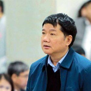 """Kommentar: """"Ich möchte ein freies Gespenst sein und kein im Gefängnis eingesperrtes."""" Das ist der Wunsch von Đinh La Thăng."""