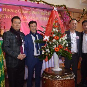 Hội đồng hương Quảng Bình tổ chức Tết và mừng Xuân Bính Thân tại Berlin