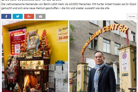 Little Hanoi – Berlin đã trở thành quê hương của hàng chục nghìn người Việt ra sao?