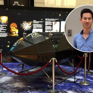 Sáng 16/5/2016, 'phi thuyền không gian' đầu tiên của Việt Nam sẽ bay lên độ cao 30km