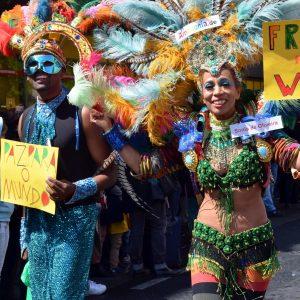 Lễ hội hóa trang các nền văn hóa tại Berlin 2016
