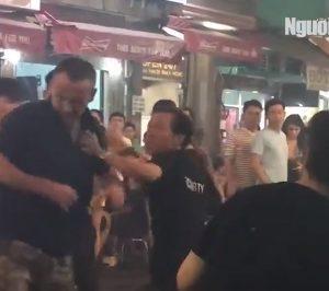 Tourist wird in Ho-Chi-Minh-Stadt brutal zusammenschlagen