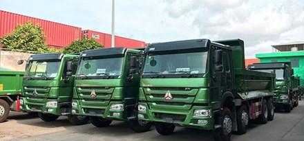Xe tải nhập khẩu phải đáp ứng tiêu chuẩn khí thải Euro 4 từ 31/3