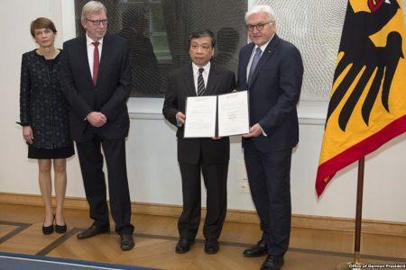Thông cáo báo chí của Liên đoàn Thẩm phán Đức trước bản án dành cho các nhà hoạt động dân quyền Việt Nam