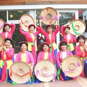 Việt Nam tham gia Lễ hội mùa Xuân ở quận Lichtenberg, Berlin.