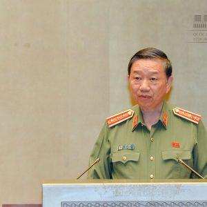 Bộ trưởng Công an Tô Lâm: Không sử dụng mạng không thể chơi được với ai
