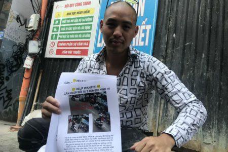Vietnamesisch-Deutscher Investor wird in Ho-Chi-Minh-Stadt beraubt und verliert dabei sein ganzes Vermögen und seine Dokumente