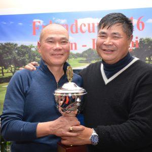 Thi đấu giao hữu Golf giữa CLB Golf Berlin và Hà Nội