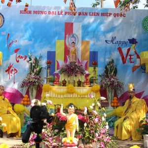 Đại lễ Phật đản tại chùa Phổ Đà Berlin