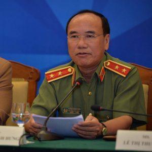 Trung tướng Đường Minh Hưng – Phó Tổng Cục trưởng Tổng Cục an ninh, Bộ Công an đã sang Berlin hôm 16.7 – trực tiếp chỉ huy vụ bắt cóc ông Trịnh Xuân Thanh.