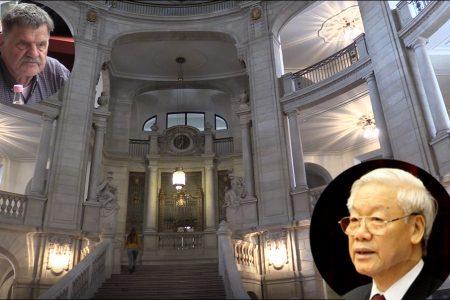 """Tiến sĩ Gerhard Will: """" Phiên tòa tại Berlin nói tới sự dính líu của Chính phủ Việt Nam""""."""