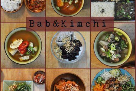 Nhà hàng Bab & Kimchi tại Berlin cần tuyển 1 nhân sự làm bếp