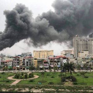 Hà Nội xảy ra 4 vụ cháy nghiêm trọng trong một ngày