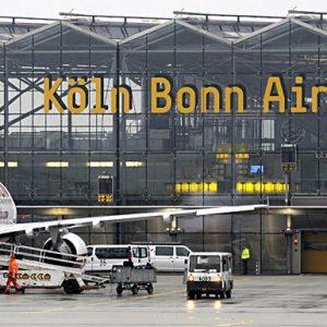 Báo động lớn ở sân bay Köln/Bonn
