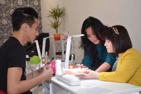 Le-Nails và ngành Nails của người Việt trên thế giới