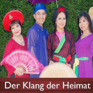 """THƯ MỜI THAM DỰ  đêm nhạc """"Tiếng Quê Hương"""" (Der Klang der Heimat)"""
