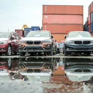 600 xe BMW nằm trên 1 năm ở cảng tại Việt Nam phải xuất ngược trở lại Đức