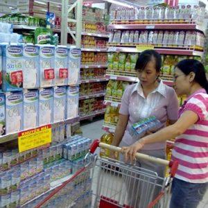 Schnelldrehende Produkte beherrschen den Binnenmarkt