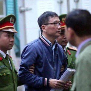 Fall um Trinh Xuan Thanh: Trinh Xuan Thanh war auf Hungerstreik, wurde unter Druck gesetzt und musste deshalb mehrere Tage im Krankenhaus verbringen.