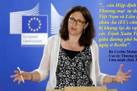 Lần đầu tiên EU xác nhận Hiệp định Thương mại với Việt Nam đã bị trì hoãn do vụ bắt cóc Trịnh Xuân Thanh