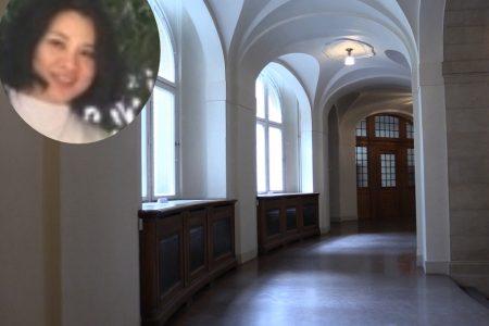 Vợ của Trịnh Xuân Thanh xuất hiện, khai báo tại Tòa án Đức về vụ bắt cóc người chồng ở Berlin