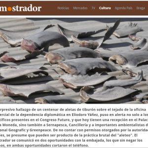 Handelsminister Trần Tuấn Anh fordert Erklärung über das Trocknen von Haiflossen auf dem Dach der Handelsvertretung in der vietnamesischen  Botschaft in Chile