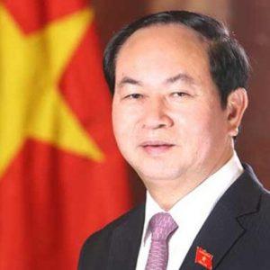 Chủ tịch nước Trần Đại Quang tặng Huân chương Lao động hạng Nhất cho Đội tuyển bóng đá U23 Việt Nam