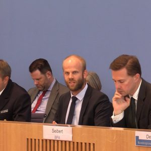 Video phát ngôn của Bộ Ngoại giao Đức về vụ việc Trịnh Xuân Thanh hôm 22.9 tại Berlin