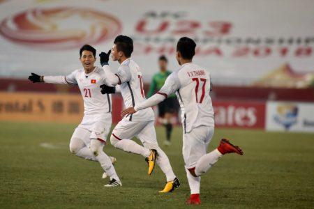 U-23 Việt Nam lập kỳ tích vào chung kết