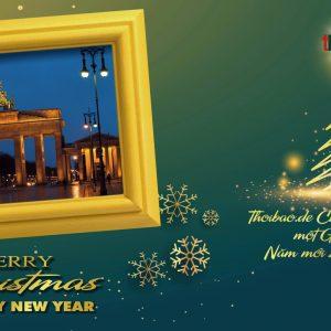 Chúc anh chị và các bạn có một Giáng sinh và Năm mới 2018 nhiều niềm vui.