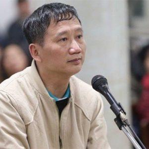 """Zum ersten Mal sagt Trịnh Xuân Thanh direkt vor Gericht aus: """"Das ist ein Kampf gegen Korruption und keine Säuberungsaktion… Das ist eine Gerichtsverhandlung und keine Denunziation."""""""