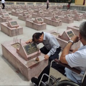 Hành trình 15 năm đi tìm mộ liệt sĩ của một Việt kiều ở Đức