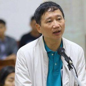 Vỡ kế hoạch – Tòa bất ngờ tạm dừng xử vụ Trịnh Xuân Thanh