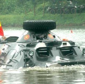 Chuẩn bị xe lội nước – APEC 2017 tại Đà Nẵng nguy cơ bị chìm trong lũ