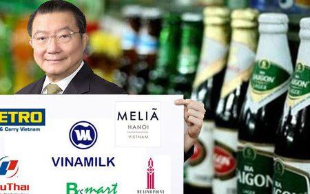Nhà đầu tư bỏ ra gần 5 tỷ USD mua 53,59 % vốn điều lệ Sabeco – chưa được điều hành Thaibev 'cầu cứu' Chính phủ Việt Nam