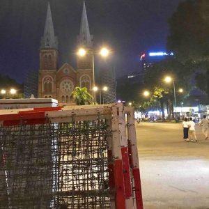 Sài Gòn: mạnh mẽ đem tình thương và hy vọng đến, để tan chảy mọi ngu muội và bạo quyền
