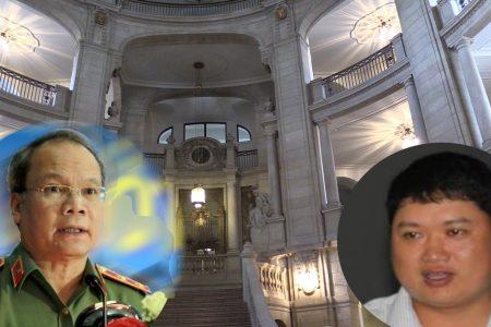 Bộ Công an quyết định nâng cấp việc truy nã Vũ Đình Duy