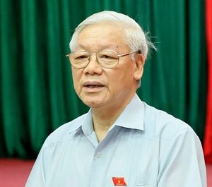 Nguyễn Phú Trọng bị nêu tên tại phiên tòa Thượng thẩm Berlin hôm 22.6