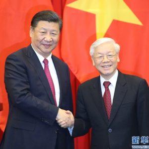 """""""Giấc mộng Trung Hoa"""" và ba đặc khu kinh tế ven biển Việt Nam"""