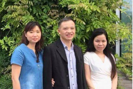"""Bộ Ngoại giao Đức xác nhận """"ông Nguyễn Văn Đài và phu nhân cùng cộng sự của ông ta là Lê Thu Hà đang ở Đức"""""""