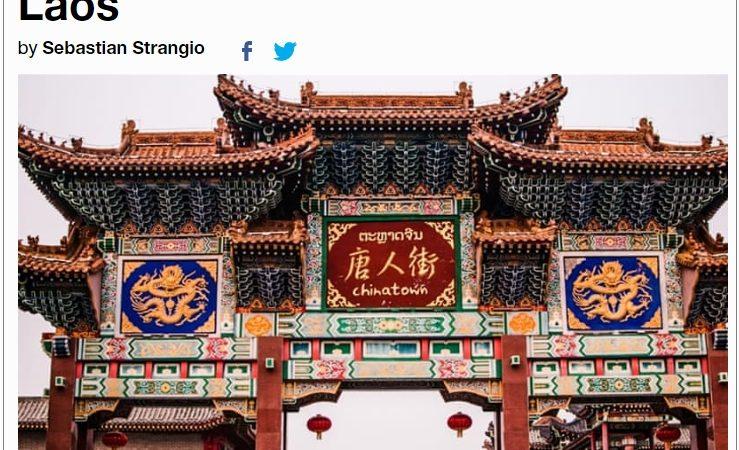 """""""Lào đang trên đường trở thành một chư hầu thuộc địa mới của Trung Quốc"""""""