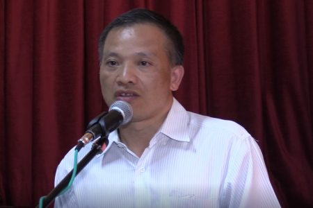 """Released Vietnamese lawyer Nguyễn Văn Đài on the Vietnamese judiciary: """"Prior of my trial, they had a meeting and already decided on the verdict"""""""