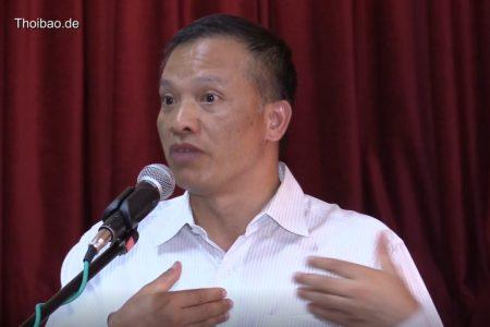 """Luật sư Nguyễn Văn Đài công bố về Tư pháp tại Việt Nam """"Trước phiên tòa họ đã họp với nhau và đưa ra quyết định về bản án rồi"""""""