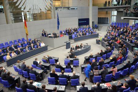 Mật vụ Trung Quốc tìm kiếm điệp viên trong Quốc hội Đức