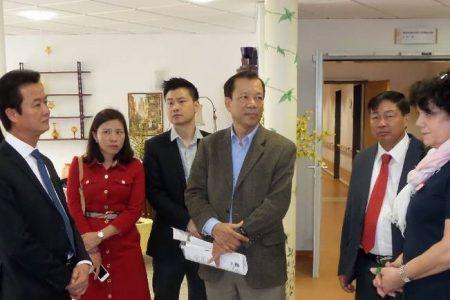 Đại sứ quán Đức tại Hà Nội từ chối cấp Visa cho lao động Việt Nam sang học nghề điều dưỡng