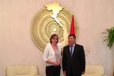 Chủ tịch Ủy ban Nhân quyền của Quốc hội Đức vận động trả tự do cho ông Nguyễn Bắc Truyển